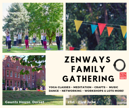Zenways Family Gathering June 2019