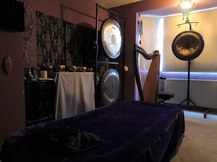 Harp Therapy Studio