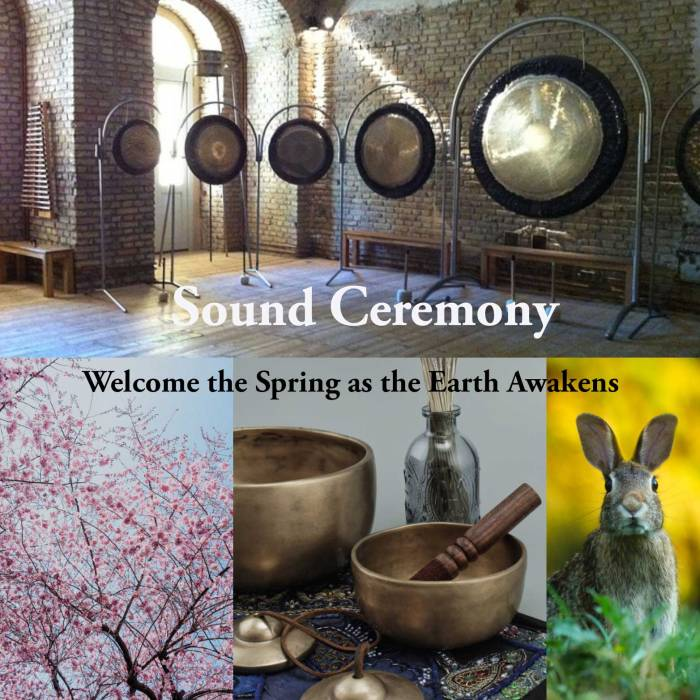 Welcome the Spring in Sound