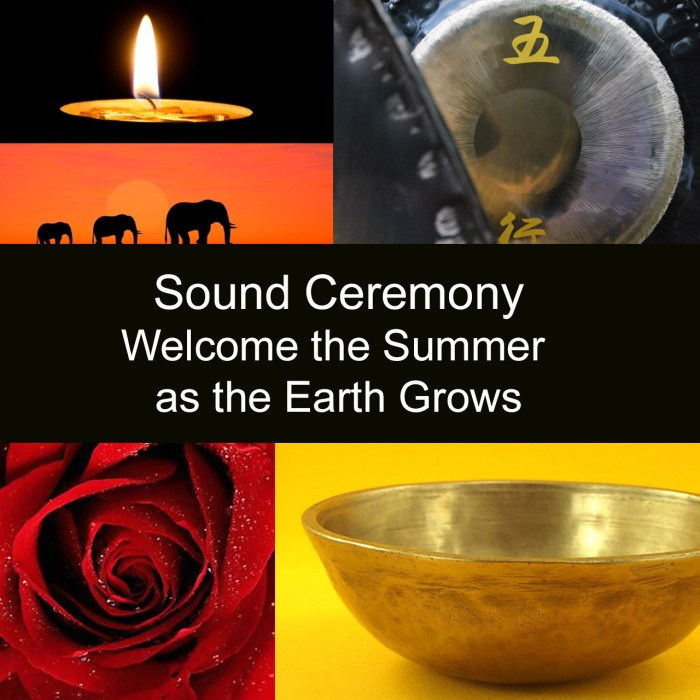 Summer Sound Ceremony