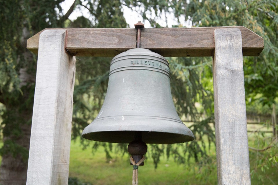 Chalice Well Bell