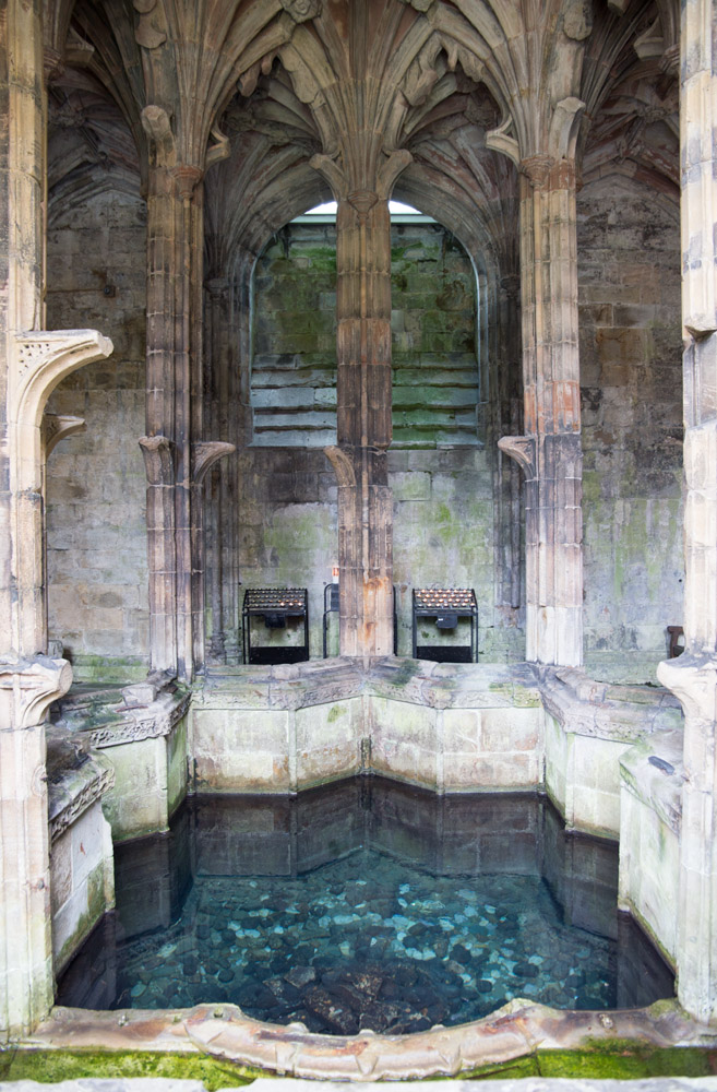 Saint Winefrede's Well